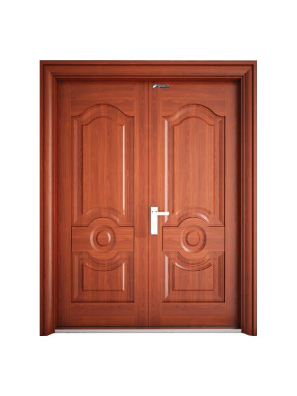 Hệ cửa 2 cánh cân huỳnh 2.FH7