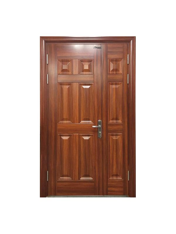 Hệ cửa 2 cánh lệch huỳnh 2.FH8.11
