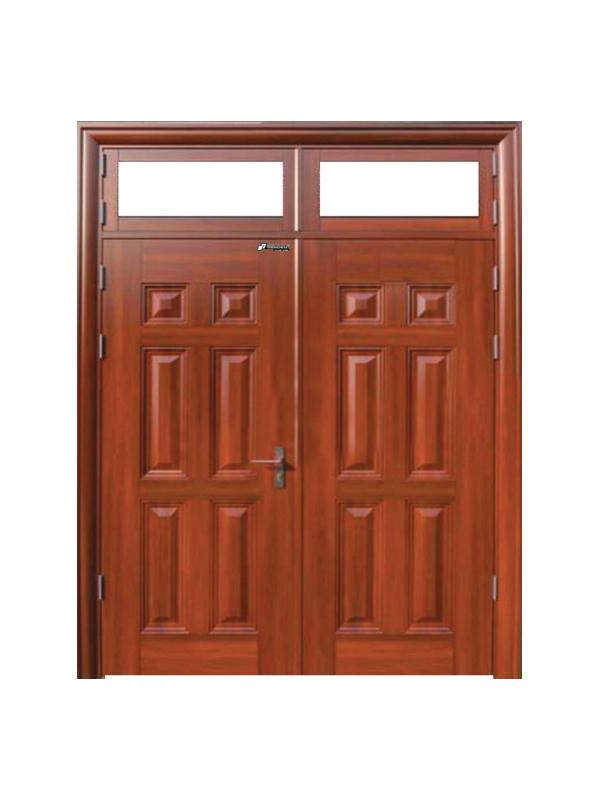 Hệ cửa 2 cánh lệch huỳnh 2.FH8