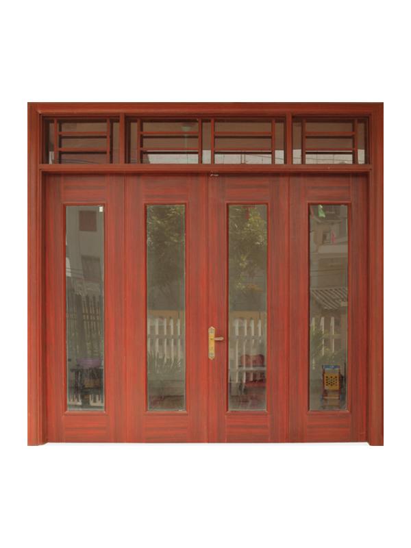 Hệ cửa 4 cánh lệch huỳnh 4.FH4-K3
