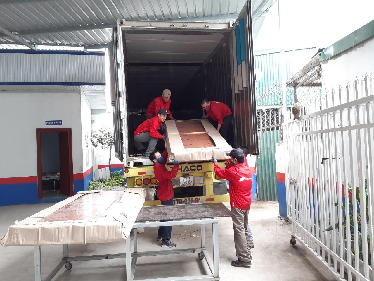 Lắp đặt cửa thép tại FLC Thanh Hóa