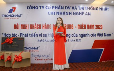 Hội nghị khách hàng Miền Trung - Miền Nam