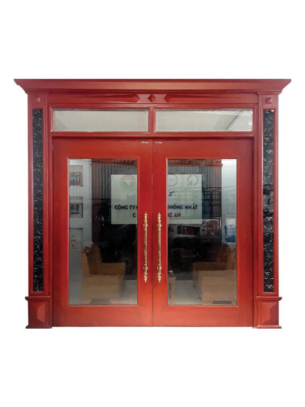 Hệ cửa vân gỗ Royal TL6