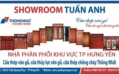 Showroom đại lý Tuấn Anh - Hưng Yên