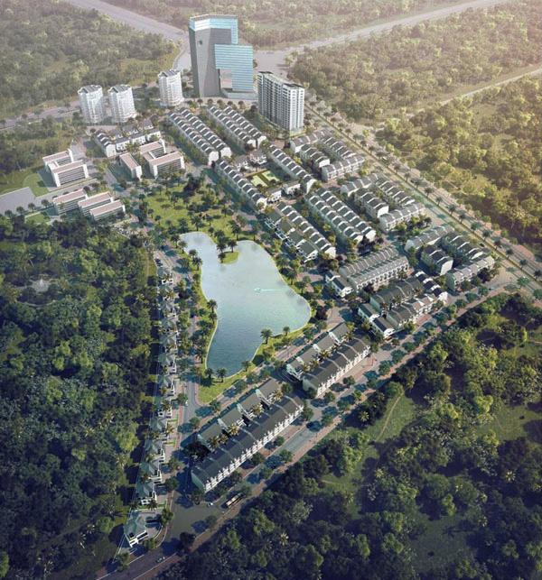 Khu phức hợp OCT2 – Khu đô thị Xuân Phương, Từ Liêm, Hà Nội