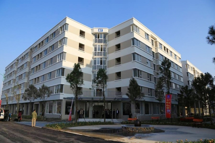Nhà ở xã hội khu đô thị Đặng Xá, Gia Lâm, Hà Nội