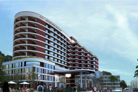 Xây dựng, cải tạo khu điều dưỡng cán bộ Hà Nội tại Đồ Sơn