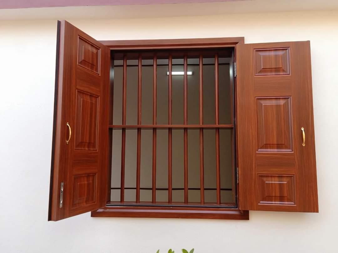 Kích thước cửa sổ vân gỗ chuẩn theo phong thủy